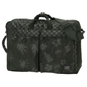 X Porter 3 Way Brief Case The 85th Anniversary Product Bag 381-16185