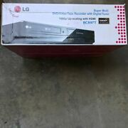 Lg Rc897t Dvd Recorder Vcr Combo Player Vhs To Dvd Hdmi 1080p Upscaling And Remote