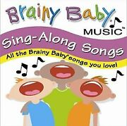 Brainy Baby - Sing Along Songs - Cd - Mint Condition