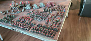 40k Genestealer Cult And Imperial Guard Army Well Painted
