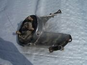 Vintage 1935/36 Plymouth /dodge Coupe Rear Tire Mount
