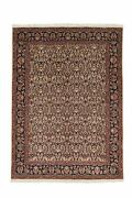 Genuine 4and0399 X 6and0398 Hand-knotted Bijar Wool Area Rug Area Rug Carpet