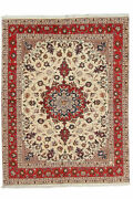 Genuine 5and0391 X 6and0398 Hand-knotted Bijar Wool Area Rug Area Rug Carpet