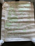 South Canisteo Jasper Greenwood Old Baldy New York 1954 Vintage Topographic Map