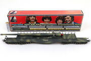 Lima Models Military Train Battery Train Miniature Model Vintage From Japan