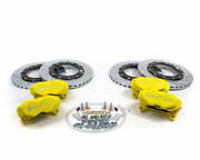 Agency Power Big Brake Kit Front And Rear Yellow 2017-2020 Can-am X3 Turbo, Ds
