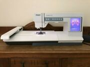 Pfaff Creative 4.0 Sewing And Embroidery Machine- Barely Used