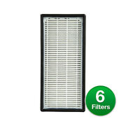 Replacement For Clean Air Purifier Replacement Filter Hrf-c2 6 Pack
