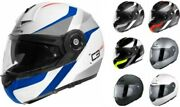 Schuberth C3 Pro Carbon 2021 Flip Front Motorcycle Helmet And Integrated Antennas