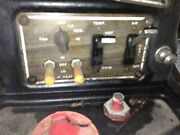 1972 Freightliner Flt Heater And Ac Temp Control Heater/ Fan Control