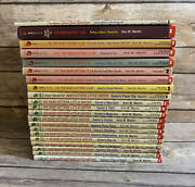 The Babysitters Club And Little Sister Mixed Lot Of 21 Pb Books Ann M Martin