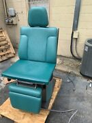 Pre-owned Ritter 75 Evolution Power Exam/procedure Table/chair