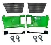 Lh Rh Side Panel And Grille Lvu10896 Lvu10562 Fits John Deere 4500 4600 4700