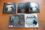 @ Cd Holy Grail - Ride The Void / Nuclear Blast 2013 / Heavy Metal Usa Slipcase