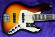 Fender American Ultra Jazz Bass Ultra Burst With Rosewood Fingerboard And Activ