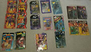 Action Figures Lot Of 18 Xmen Spawn Angel Hercules Warriors Of Viture Youngblood