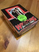 1988 Wonderama Nwa/wcw Wrestling Cards Wax Pack Box-48 Packs-bbce Authentication