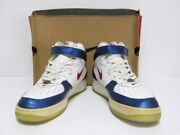 Nike Us11.5 Made In 1997 Air Force 1 Mid Cl Independence Day Og Sn26