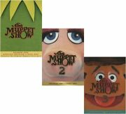 The Muppet Show Complete Series One Two And Three Episodes Season 1 2 And 3 On Dvd