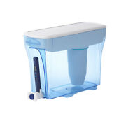 Zerowater 30 Cup Water Filter Ready-pour Dispenser With Tds Meter Zd-030rp