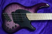 Dingwall Combustion 5-string Ultra Violet / Maple / 2 Pickups In Stock