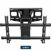 Tv Wall Mount Full Motion Tv Bracket With Height Setting For Most 37-86 Inch Led