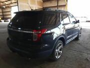 Driver Rear Side Door Electric Privacy Tint Glass Fits 11-19 Explorer 1480115