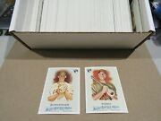 2010 Allen And Ginter Baseball Complete Set 1-299 Buster Posey Rookie