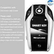 Modified Smart Remote Key Shell With Lcd Screen For Toyota For Ford For Lexus
