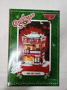 A Christmas Story Dept. 56 Chop Suey Palace New In Box