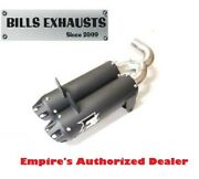 Empire Industries Yxz 1000r Dual Slip On Exhaust Made In Usa