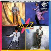 The Dazz Band - Wild And Free - - Lp Vinyl Record