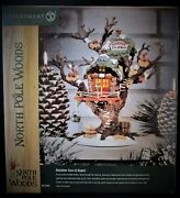 Dept 56 - North Pole Woods Reindeer Care And Repair 56.56882 - 100 Mint