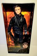 Barbie Collector Black Label The Hunger Games Mockingjay Part 2 Gale Doll Nib