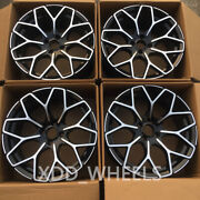 18inch B Style Wheels Rims Fits For Smart Fortwo W453 18x7 4x100 Set Of 4