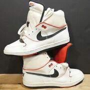 1980s Nike Deadstock Shoes Very Rare Collectible Sneakers Unknown Model 7.5