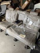 Gm Ome Original New Split Leather Seat Was Ordered For A 2007 Denali K2500