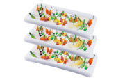 Inflatable Pool Serving Bar Buffet Salad Bbq Cooler Camping Party Outdoor 3 Pack