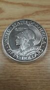 Panama 1915 Pacific Exposition San Francisco 50 Dollars Proof Silver
