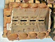 1963 Max Wedge 426 Cubic Inch Bare Engine Block Date Code 2863 Part 185029-3