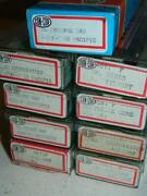 Con-cor Lot Of 9 , N Scale Southern Pacific Passenger Cars Nice Unused Vintage