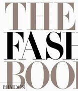 Fashion Book By Editors Of Phaidon Press - Hardcover Mint Condition