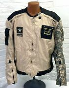 Us Army Motorcycle Riding Jacket