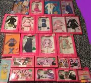 Nrfb Lot Barbie Skipper Fashion Avenue Fashions And Special Collection Accessories
