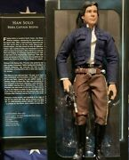 Sideshow Collectible Star Wars Episodev Han Solo Bespin Outfit 1/6 Action Figure