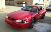 Engine 3.8l Vin 4 8th Digit 6-232 Fits 98 Mustang 451650