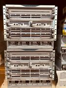 Cisco Ds-c9706 Mds Switch Chassis W/ 3x Ds-x9448-768k9, 2x Ds-x97-sf1-k9 And 4x Ps