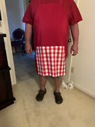 Bbq,apron,gag Gift, Stocking Stuffer,holiday,party, Adult,funny,cooking,kitchen