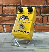 Joyo Jf-09 Tremolo Effects Pedal Perfect Packing From Japan