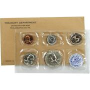 1955 - 1964 + 1960sd And 1976 3pc Silver Proof Set 12 Set Package - 58 Coins